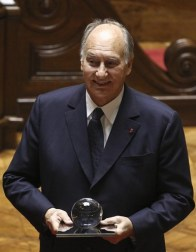 Prince Aga Khan celebrates his birthday in Portugal and brings with him 45,000 faithful