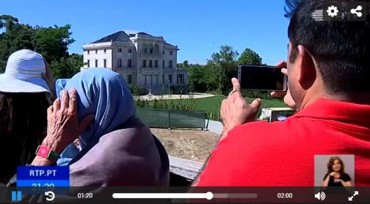 Six Days of Festivities in Lisbon - Diamond Jubilee Celebrations | RTP News Video Report