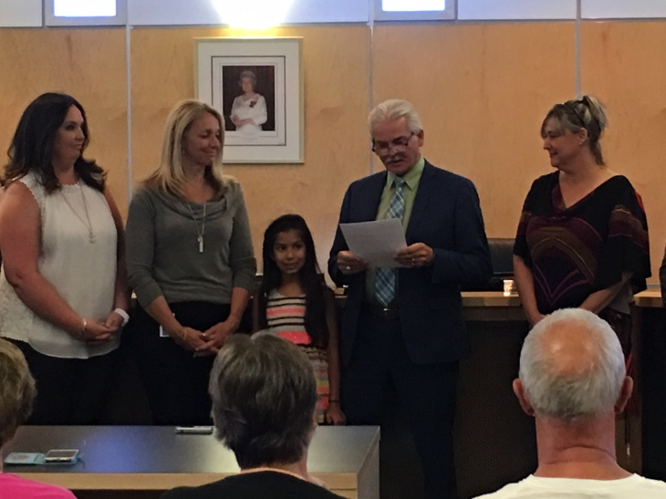 "Chestermere student awarded ""Lemonade Day Youth Entrepreneur of the Year"" 