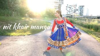 Nit Khair Manga - Rahat Fateh Ali Khan   Shereen Ladha Dance