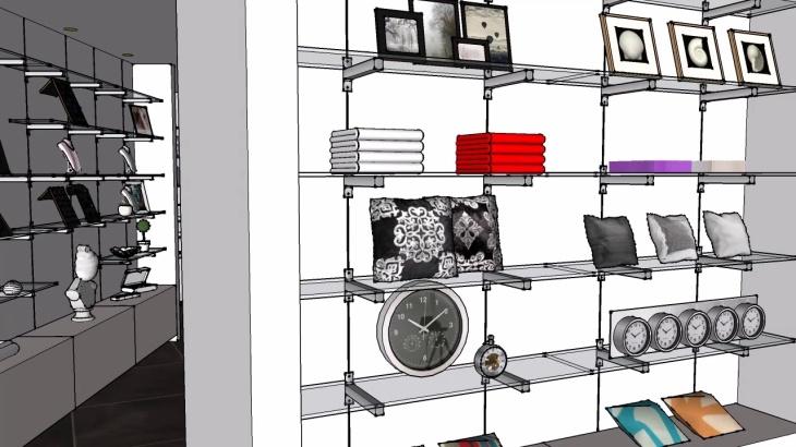 Aga Khan Museum Gift Shop Walkthrough