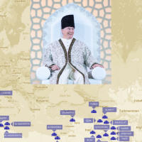 The Seats of the Ismaili Imamat: From Medina to Lisbon (632-2018) | Ismaili Gnosis
