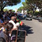 Mawlana Hazar Imam's Motorcade in Lisbon (video)