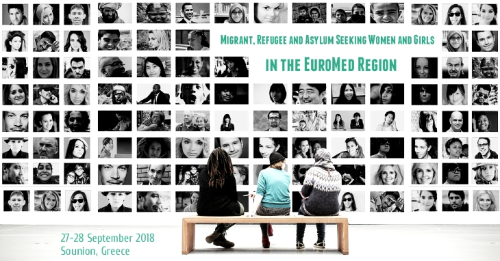 Government of Portugal and the Ismaili Imamat supported conference on Migrant, Refugee, Asylum Seeking Women and Girls in Greece