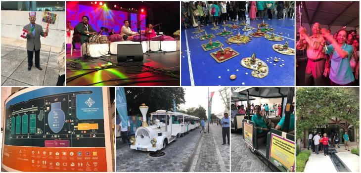 Photos Taj Kothari: Diamond Jubilee 2018, Lisbon, Portugal