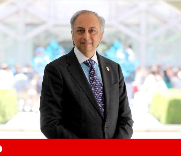 "Interview Mahmoud Eboo: ""The Aga Khan Development Network is not philanthropy, it's a responsibility"""