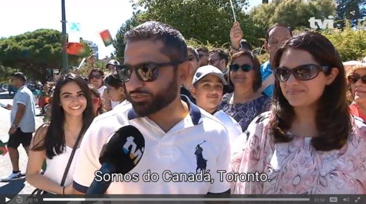 TVI24 Interviews: Ismailis from around the world share their joy in celebrating His Highness the Aga Khan's Diamond Jubilee in Lisbon