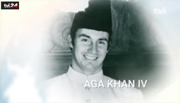 Who is Prince Karim Aga Khan, Muhammad's successor | TVi24 Video