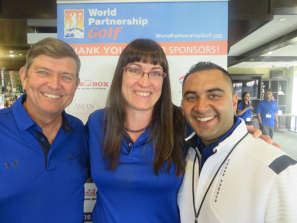 Edmonton Golfers drive in $400,000 for Aga Khan Foundation