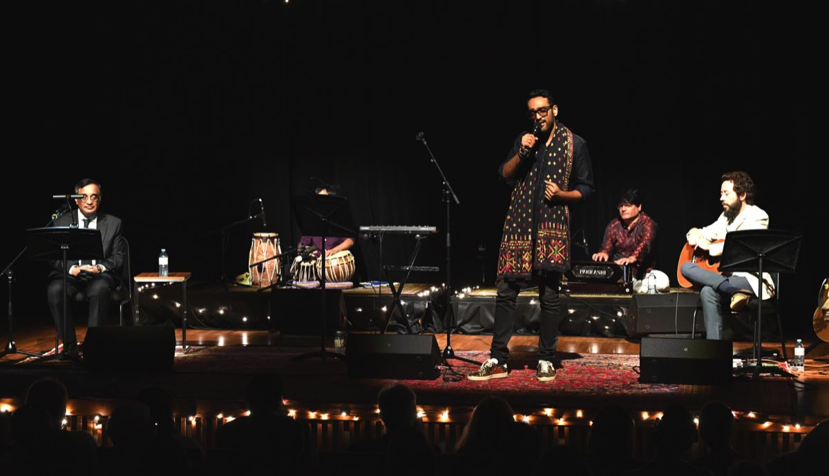 These musicians and thinkers want to spotlight the mystical dimension of Islam