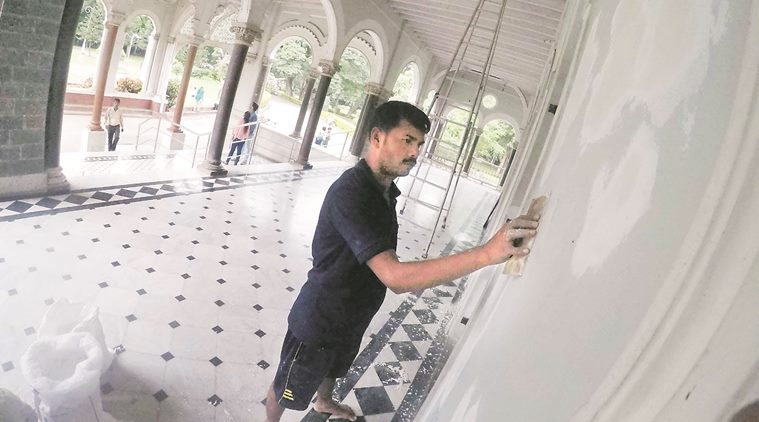 Aga Khan Palace in Pune India to light up for Mahatma Gandhi's 150th birth anniversary