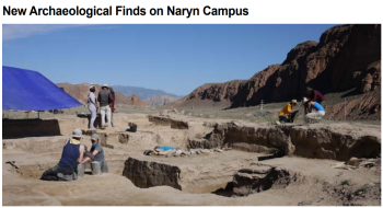 Kyrgyzstan holds the key to the oldest Mesolithic lifestyle in all of Central Asia
