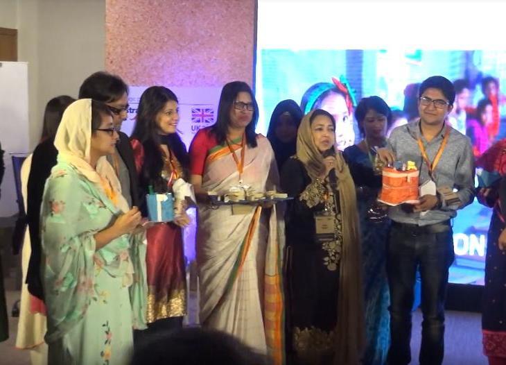 Salimah Kassam, CEO, Aga Khan Foundation, Bangladesh: Can toys be teachers?