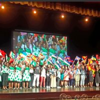 Young Girls From India And Nigeria Win Technovation Mobile App Competition in California