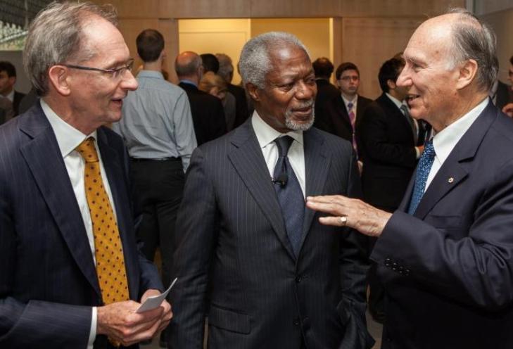 Remembring Kofi Annan: Pluralism: A Key Challenge of the 21st Century