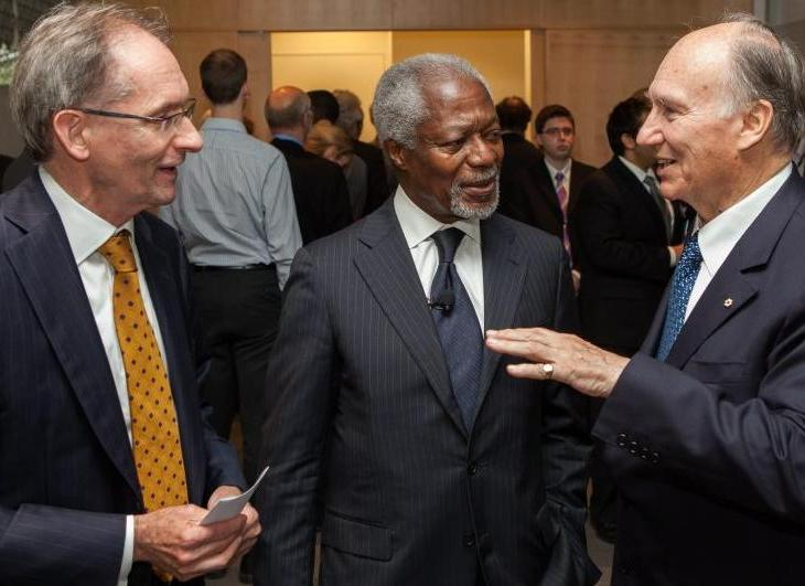Remembring Kofi Annan: Pluralism: A Key Challenge of the 21st Century
