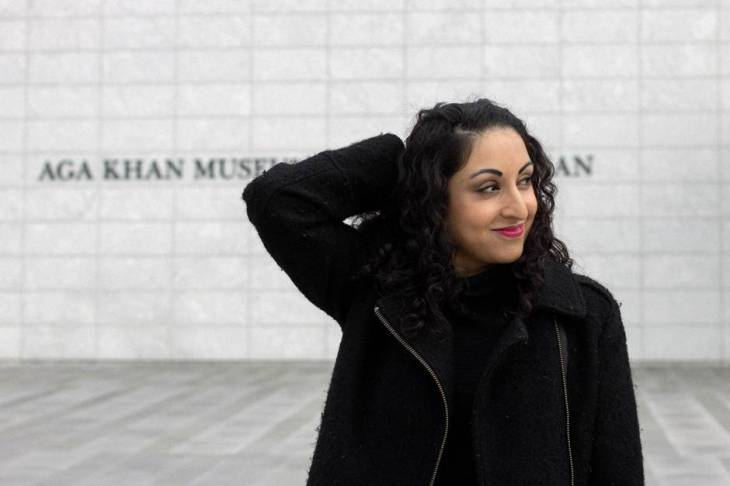 Literary Walking Tour at the Aga Khan Museum, with Sheniz Janmohamed