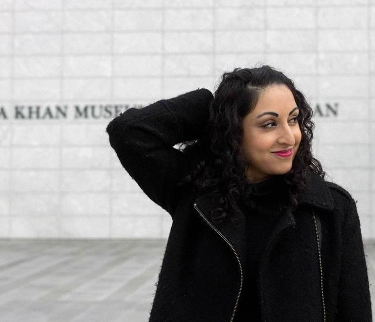 Literary Walking Tour at the Aga Khan Museum, withSheniz Janmohamed