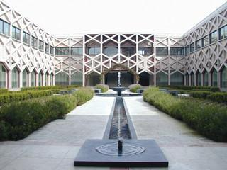Ismaili Center of Lisbon, in Laranjeiras, Lisbon D.R.