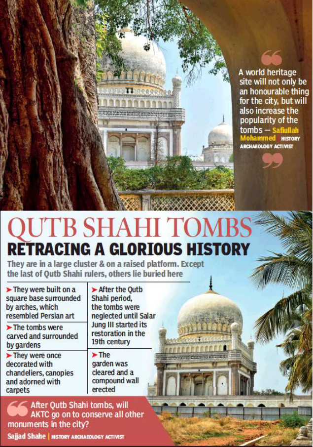 Is Hyderabad set to get its first world heritage site?