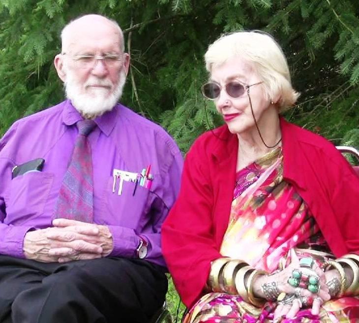 Canadian couple's humanitarian work
