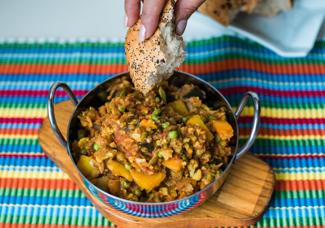 Recipe: Pav Bhaji