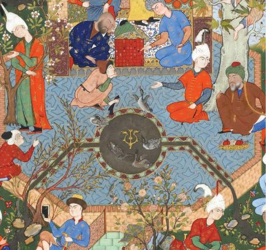 Sharīʿa: The support for governing the development of both the person and society