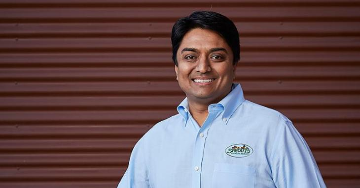 1-on-1 With Sprouts CEO Amin Maredia