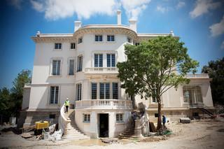 The Henrique Mendonça Palace, in Lisbon, was sold by the State & agrave; Aga Khan Foundation, which will install there, its world headquarters PHOTO D.R.