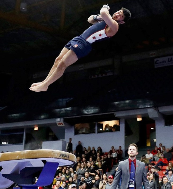 University of Illinois at Chicago's Asad Jooma to Compete at Asian Games representing Pakistan