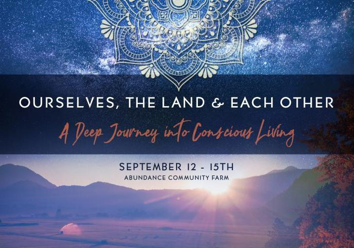Led by Zamir Dhanji: Conscious living retreat (British Columbia)