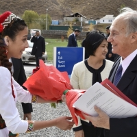 Words of Wisdom: A great day for the University of Central Asia