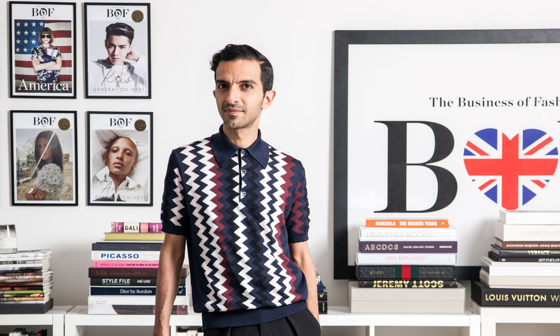 Imran Amed: meet fashion's most influential man | The Guardian