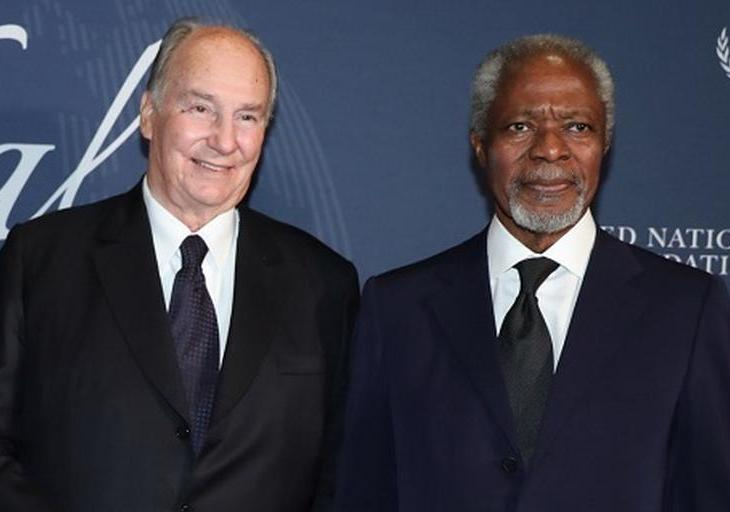 Kofi Annan fought for peace and respect – Aga Khan