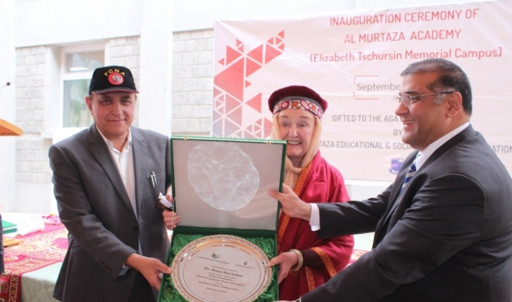 Al-Murtaza Academy Hunza joins network of Aga Khan Schools following generous gift