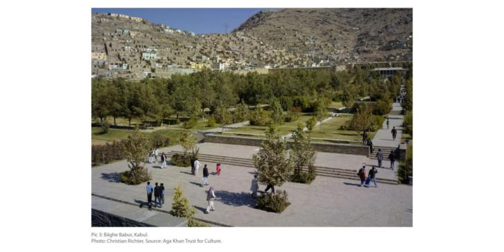 Words of Wisdom: Beautiful green spaces, designed to honour the past – while also serving the future