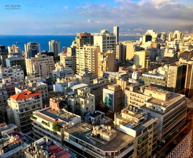 Ali Karim Travelog: Beirut, Lebanon