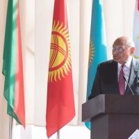 Inauguration of UCA's Khorog campus: Speech by Dr. Shamsh Kassim-Lakha