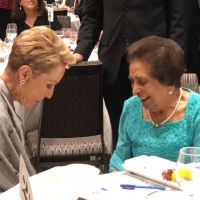Noorbanu Nimji: Meeting with Her Highness Princess Salimah Aga Khan