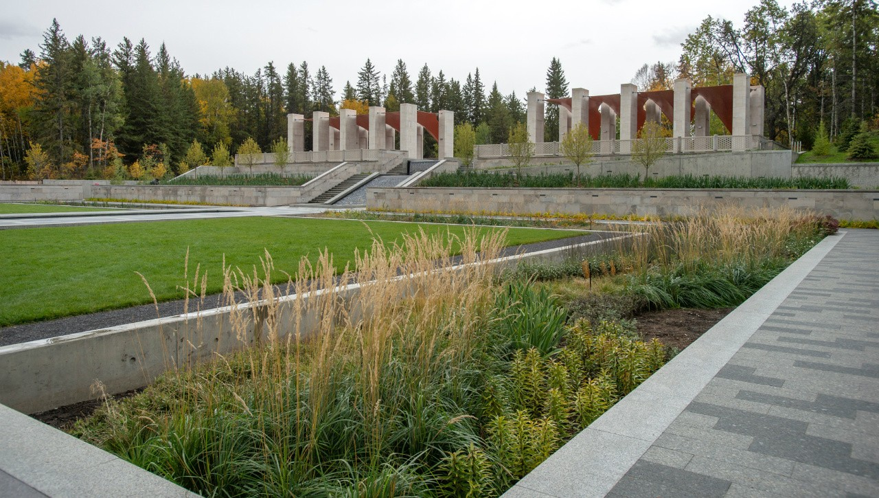 Commentary: Stanford Blade:Aga Khan Garden offers more than meets the eye | Folio