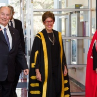 His Highness the Aga Khan receives UCalgary honorary degree at special ceremony