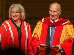 Aga Khan receives honorary degree at University of Calgary ceremony | Calgary Sun