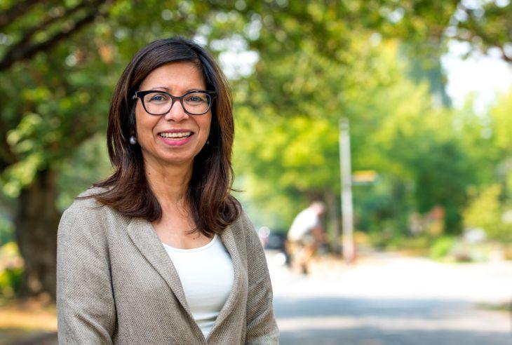 Shamim Shivji - Vision Vancouver Candidate for Park Board