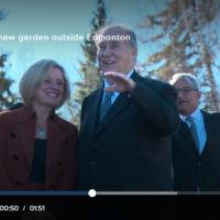 Global News Video Report: World's Most Northerly Islamic Garden