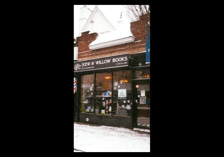 Book Reading byShelina Shariff-Zia atKew and Willow, NY