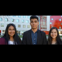 Ismaili students gather at University of Calgary campus to witness His Highness the Aga Khan