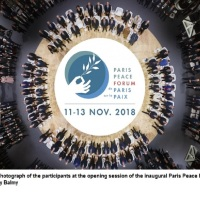 AKDN partners with the inaugural Paris Peace Forum
