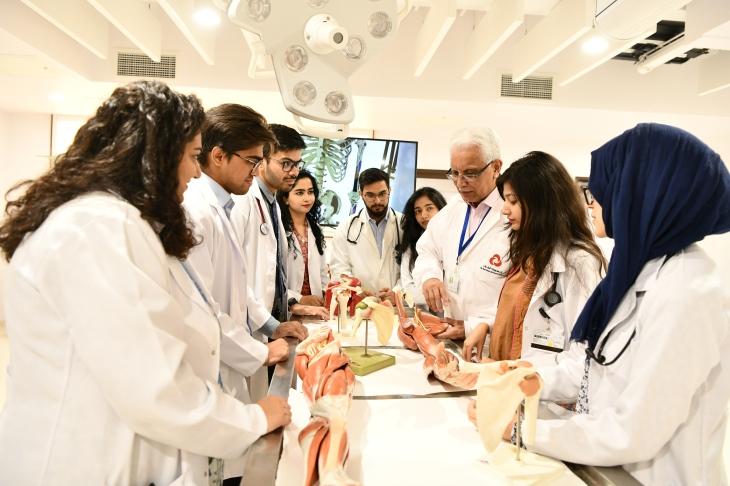 AKU's news Anatomy and Surgery Learning Studio