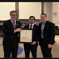 Ali Tejpar: Ottawa City Mayor's Builder Award
