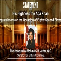 @Senjaffer: Congratulations on the Occasion of 82nd Birthday of His Highness the Aga Khan